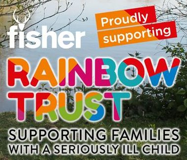 The Rainbow Trust – our chosen charity